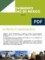 MOVIMINETO MODERNO MEXICO