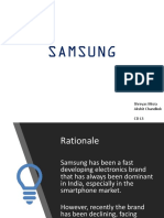 Samsung India Research