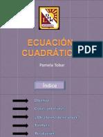 Ec Cuadratica