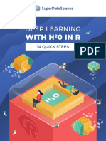 Deep Learning with H20 in R