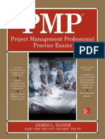 PMP Practice Exam JLH