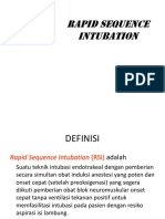 206895 Rapid Sequence Intubation