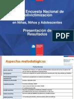 PPT Primera Encuesta de Polivictimizacion