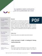 Pinto Gomez Justicia y Equidad en Formacion Medica (2)