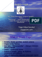 Swara Yoga Gandhar