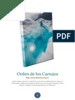 Orden de La Cartuja + Por Dora María del Rosario