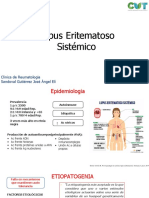 Lupus Eritomatoso Sistémico (LES)