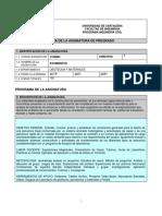 Formato Programa Resumido de Asignatura Pavimento 13-02-017