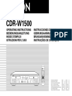 Bed Cdr w1500