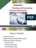 Ifm-chapter 9-Forecasting Financial Statement(Slide)