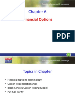 Ifm Chapter 6 Financial Options