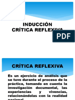 3. Crítica Reflexiva