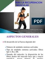 7 Clase Tecnicas Para Recuperacion Muscular