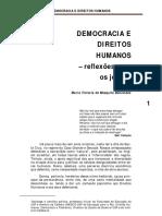 Democracia e direitos humanos