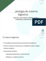 Fisiopatologia Do Sistema Digestorio