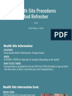 fall 2019 health site refresher gm  2