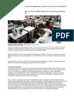 Perú Empresas Actualidad