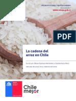 arroz en chile