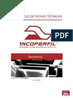 Catalogo Remateria INCOPERFIL