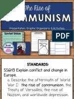 rise of communism