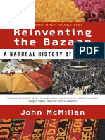 Reinventing the Bazaar, a Natural History of Markets (John McMillan)