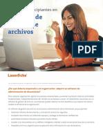 eBook Beginners Guide Document Management