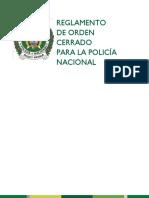 Reglamento de orden cerrado para la Policía Nacional.pdf