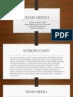 EDAD MEDIA (Andres Alvarado Cortes)