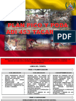 Plan Pica y Poda. Adi 453 Tacarigua