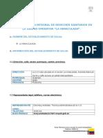 Plan de Manejo Integral de Desechos Inmaculada-2016 - Copia