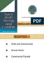 Drills and Ceremonies