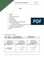 PLS 18-01-X.00 Plan de Gestión Ambiental