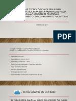 Estrategia Seguridad Informática Febrero 2019