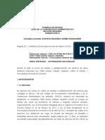 710_CE-Rad-0263-13 -Sent Exalcalde Medellin, Alonso Salazar