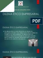 Dilema Ético Empresarial