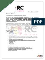 Carta de Presentación Rc Buildings