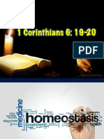 Homeostatsis and FeedBack