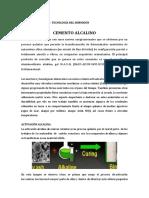 cemento alcalino