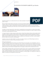 La Dieta de Los Palillos Influye Positivamente Por Koncha Pins Pey Ph d
