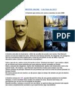 Crônicas Do Futuro - Paul Dienach (resumo)