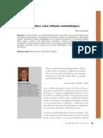 bioetica reflexao metodologica