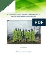 Informe Final de Monitoreo Ciemam