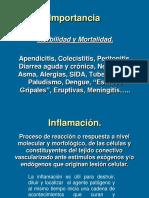 Clase de Inflamación Aguda