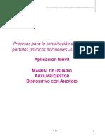 Manual auxiliar gestor