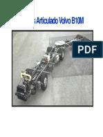 Chasis Articulado B10M