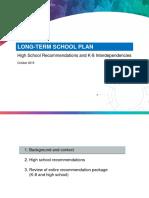 Cleveland school plan
