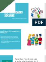 Las Habilidades Sociales (1)