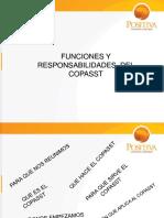 Funciones y Responsabilidades del COPASST - Positiva.ppt