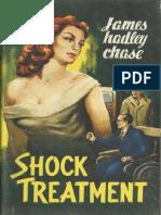 1959 - Shock Treatment - James Hadley Chase
