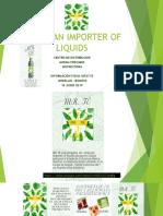 Logística Para La Distribución de Un Producto (1)